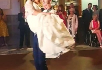 Traditional First Dance - Orla & Richard, Northern Ireland.