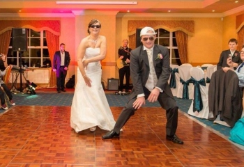 Funny First Dance - Mark and Michelle, Lisburn, County Antrim