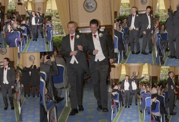Traditional and Funny First Dance - Binne and John, Belfast