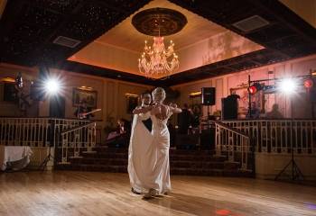 We are absolutely delighted to receive these stunning Photos of Beverly & Andrew Wedding First Dance. We would like to congratulate you both again as the new Mr & Mrs.