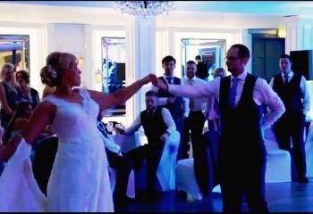 Traditional First Dance - Martin & Laura, Moira.