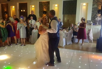 Traditional First Dance - Elaine and Justin, Lurgan.