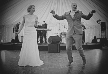 Traditional and Funny First Dance - Katie and Robin